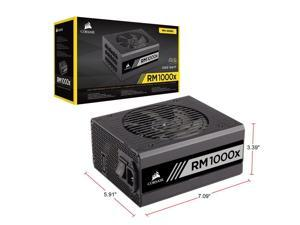 CP-9020094-NA RMx Series RM1000X 1000W 80 PLUS GOLD Haswell Ready Full Modular ATX12V & EPS12V Power Supply SLI and Crossfire Ready, CP-9020094-NA