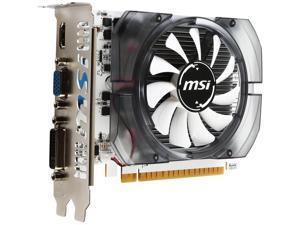 MSI N730-2GD3V3 GeForce GT 730 Graphic Card - 700 MHz Core - 2 GB DDR3 SDRAM