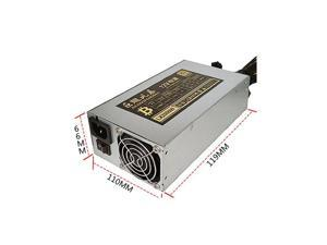 2200W  Power Supply 80% Efficiency 2200W Mining Power Supply For Antminer Miner S9 S7 APW3 L3+ D3 AC 110~240 V with 10pcs 6PIN