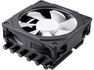 Phanteks PH-TC12LS_RGB 120mm UFB (Updraft Floating Balance) Bearing CPU Cooler with RGB Halos