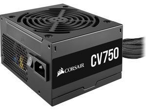 CORSAIR CV Series CV750 750 Watt 80 Plus Bronze ATX Power Supply