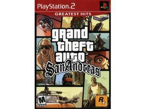 Grand Theft Auto: San Andreas [PlayStation 2]
