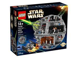 LEGO Star Wars: Death Star - 4016 Piece Building Kit [LEGO, #75159, Ages 14+]