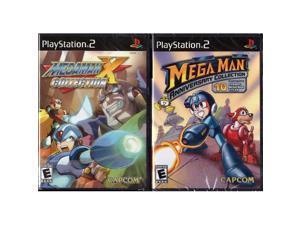 Mega Man Anniversary Collection + Mega Man X Collection [PlayStation 2]