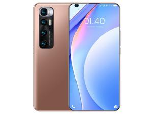 Unlocked Android Smartphone, M10 Ultra, 1GB+8GB, 6.8 inch Pole-notch Screen, Face ID & In-screen Fingerprint Identification, Android 8.1 Spreadtrum 7731E Quad Core, Network: 3G