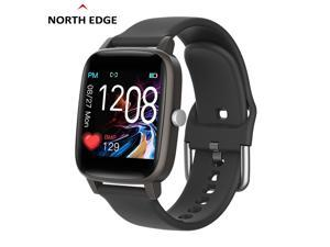 CITI98 Smart Watch Couple Watch Fitness Tracker Healthy Sport Heart Rate Waterproof IP67 Bluetooth For IOS Android