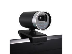 1080P Webcam 1.3 million HD PC Camera Web Cam 360 Degree MIC Clip-on Night Vision For Skype Computer Desktop