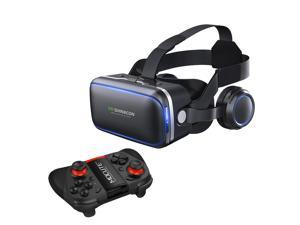 VR Headset 3D Virtual Reality Game Glasses for iPhone Android Smartphone Smart Phone Cell Phone