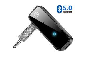 Bluetooth 5.0 Receiver 3.5mm AUX Jack Audio Wireless Adapter for Car PC Headphones Bluetooth 5.0 Receptor