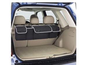 Trunk Organizer for SUV, Hanging Seat Back Storage Organizer with Large Pockets - Heavy Duty and Space-saving