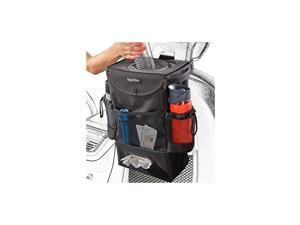 StashAway Car Seat Back Organizer with Trash Can, Tissue and Bottle Holders