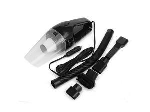 PA Suction Portable Car Handheld Vacuum Dirt Cleaner Wet & Dry 12V 120W High Power Automotive Vehicle Auto Vac (Black)