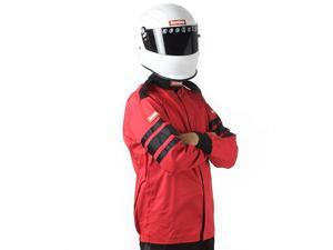 Racing Driver Fire Suit Jacket Single Layer SFI 3.2A/ 1 Red X-Large 111016