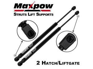 Rear Tailgate Struts Hatch Lift Supports Struts 6137 Compatible With Xterra 2005-2015 Liftgate Hydraulic Shocks Dampers 2Pcs
