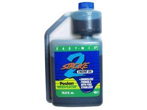 Weedeater 2 Cycle Oil, 19.6 Ounce EZ Mix