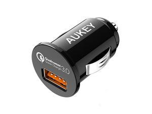 USB Car Charger 18w Quick Charge 30 Flush Fit Cell Phone Adapter for iPhone 12 Pro Max11 Pro MaxXSXR Samsung Galaxy Note 9 S9 Note 10 S10 and More