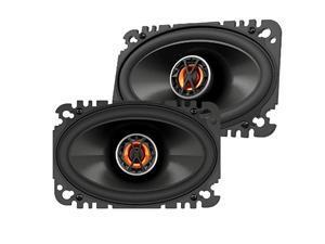 Club 6420 4x6 70W RMS Club Series 2Way Coaxial Car Speakers