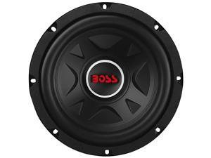 Elite BE8D 8 Inch Car Subwoofer 600 Watts Maximum Power Dual 4 Ohm Voice Coil Sold Individually
