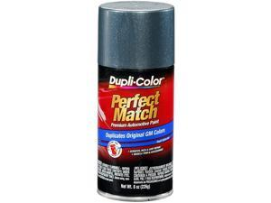 BGM0536 Gunmetal Metallic General Motors Exact-Match Automotive Paint - 8 oz. Aerosol