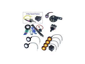 Signal Kits (Horn & Install Kit, Toggle Switch)