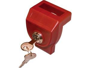 Red Glad Lock Gladhand Lock For Tractor Trailer Gland Hands