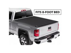 """Pro X15 Soft Roll Up Truck Bed Tonneau Cover   1446701   fits 2007 - 2021 Toyota Tundra (Excludes Trail Special Edition Storage Boxes) 8' 2"""" Bed (97.6"""")"""