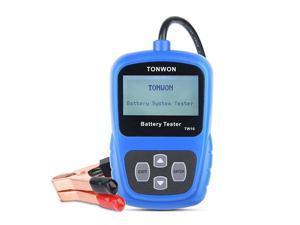 Car Battery Tester,OBD2 Scanner,Battery Load Tester for 12V Car and Light Truck Battery Health