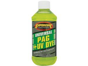 27880 Universal Synthetic PAG Oil with U/V Dye - 8 oz