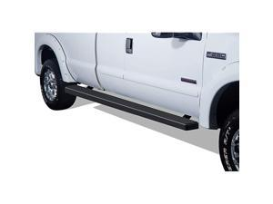 Wheel to Wheel iBoard 5-inch Compatible with Ford F250 F350 Super Duty 1999-2016 Extended Cab 8ft Bed (Nerf Bars Side Steps Side Bars)