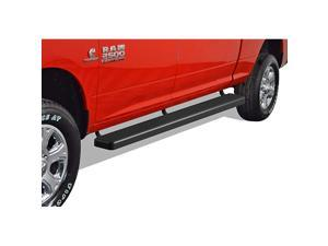 iBoard (Black 6 inches) 304 Stainless Steel Running Boards Nerf Bars Side Steps Step Rails Compatible with Ram 2500 3500 2010-2021 Mega Cab