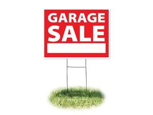 4730 Yard Sign Garage Sale 18 Inches by 24 Inches