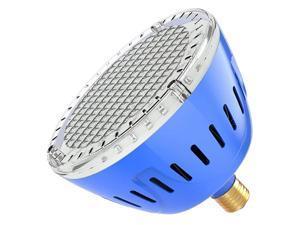 LED Pool Lights Bulb RGB Muliti Color LED Swimming Pool Lights E26 Base Par56 Under Water Lights Replacement Bulb 120VAC 35 Watt