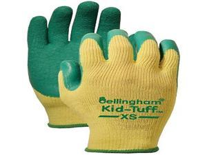 KT3100XS Garden Grip KidTuff Work Gloves for Big Jobs XSmall Intended to fit Children 58 Years Old