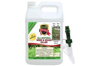 Weed and Grass Killer AllConcentrated Formula Contains No Glyphosate 128 OZ Gallon