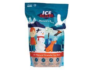 Ice Slicer Ice Melt Salt Kid amp Pet Safe Deicer AllNatural Granular Ice Melt 10 LB