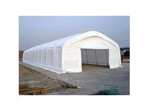 mpA Greenhouse White Plastic Film Polyethylene Covering 4 Year 6 Mil 12ft Wide X 25ft Long