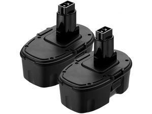 Pack DC9096 18 Volt 36Ah Replacement Battery Compatible with Dewalt 18V Battery XRP DC9096 DC9099 DC9098 DW9099 DW9096 DW9098 DW9099 DW9095 DE9039 DE9095 DE9096 DE9098 DC9181