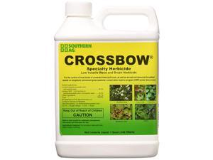 CROSSBOW32 Weed amp Brush Killer 32oz1 Quart Crossbow Specialty Herbicide 2 4 D amp Triclopyr Weed amp Brus s 32 oz