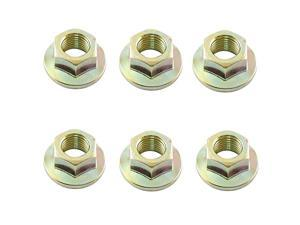 5818 Spindle Lock Nut Replace for 7120417 7120417A 9120417A Cub Cadet MTD Toro 6 Pack