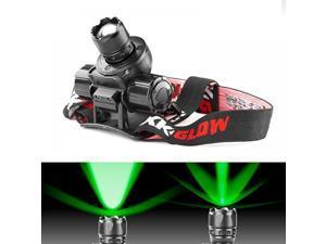 Spot and Flood Retractable Lens Heavyduty CREE LED Headlight