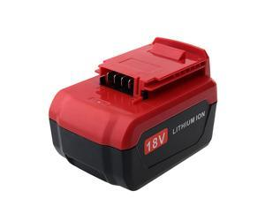 Cordless Power Tools Replacement Lithium Ion Battery for Porter Cable PC18B PC18BL PC18BLX 18Volt 40Ah