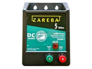 EDC5MZ 5Mile Battery Operated Solid State Electric Fence Charger