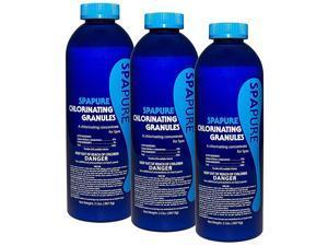SpaPure Chlorinating Granules 2 lb 3 Pack