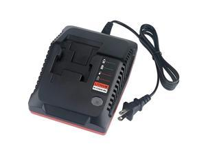 MultiChemistry 18V Battery Charger Compatible with PorterCable 18Volt Cordless Tool NiCad NiMh amp Lithium Battery PC18B PC18BL PC18BLX PC18BLEX Porter Cable 18V Battery Charger PCXMVC PCMVC