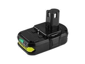 25Ah Ryobi 18V Lithium Battery Pack Replacement for Ryobi 18Volt ONE+ P104 P105 P102 P103 P107 Cordless Tools Battery
