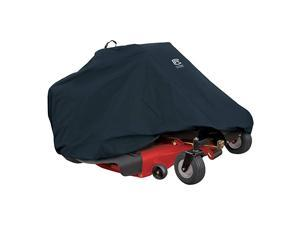 73997 Zero Turn Riding Lawn Mower Cover Up to 50quot DecksBlack50 in