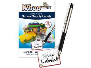 Children Name Labels SelfLaminating Great for School Supplies