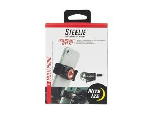Original Steelie FreeMount Vent Kit Adjustable Magnetic Bracket + Car Vent Mount for Smartphones
