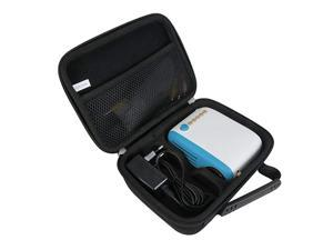 Hard Travel Case for GooDee LED Pico Projector Pocket Video Projector Mini Projector