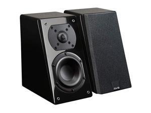 Prime Elevation Speakers - Pair (Black Piano Gloss)